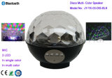 2016 Bluetooth Disco Multi-Color Speaker