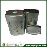 High Quality Rectangle Tin Box for Gift or Tea (mgm-333)