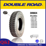 Double Road Radial Truck Tire (1000R20)