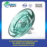 Anti-Pollution Toughened Glass Insulators with IEC60383 Standard/160kn Disc Insulator U120bp