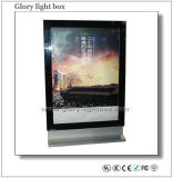 Mupi Scrolling Light Box in Advertising Signage (SR011)