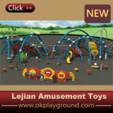 Kids Outdoor Body Building Play Equipment with CE