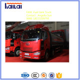 FAW Fuel Tank Truck Jiefang 8X4 Fuel Truck for Philippines Market