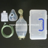 Silicon Resuscitator (Adult type) (HS-220)