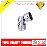 Stainless Steel Handrail Fittings Elbow Connector for Round Pipe (JBD-A022)