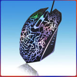 2400 Dpi Optical Wired Gaming Mouse