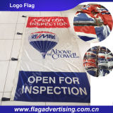 Durable 100% Polyester Fireproof Flag, Sport Flag, Logo Flag, Company Flag