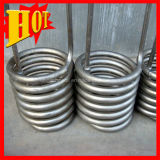 Titanium Gr2 Pipe in Coil Price Per Piece or Kg
