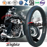 Not Shiny Natural Rubber Motorcycle Inner Tube (350-17)