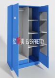 School Student Wood Cloth Wardrobe (DG-27B)