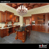 Royal Classical Wooden Kitchen Cabinets (Rococo)
