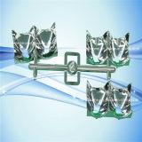 Coating Aluminum LED Plastic Light Cover