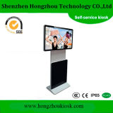 42 Inch Standing Advertising Self Service Touch Kiosk in Computer