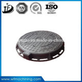 SGS Certified B125/C250/D400 Cast Iron Drainage Manhole Covers
