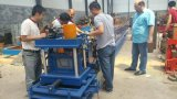 Metal Rain Gutter Proifle Roll Forming Machine