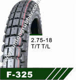 China Best Selling 2.75-17 off-Road Motorcycle Tire Motorcycle Tyre and Tube