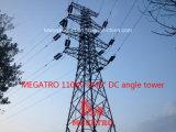 Megatro 110kv Sj45 Degree DC Angle Tower