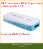 3G Wireless Router Power Bank 1800mAh Portable 3G Wireless Router with Mobile Power Supply WiFi Repeater 3G WiFi Router+Power Bank 1800mAh Portable 3G Modem