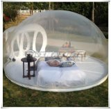 Transparent PVC Inflatable Lodge Tent Inflatable Bubble Tree