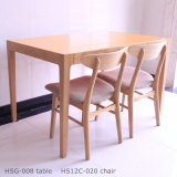 Dining Room Furniture Solid Wood Cross Back Wooden Dining Chair