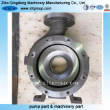 Sand Casting Stainless Steel /Carbon Steel /Titanium Durco Pump Casing
