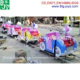 Cheap Hello Kitty Electric Train CE Standard, Mechanical Train Ride