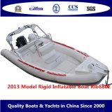 2013 Model Rigid Inflatable Boat-Rib680e