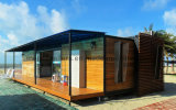 ISO Certificated Prefabricated Living Home / Container House