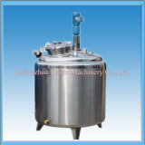 China Supplier Stainless Steel Sterilizing Pasteurizing Tank