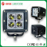 4X4 LED Work Light with CE Rochs IP68