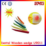 Dental Space Wooden Wedge/ Disposable Dental Material