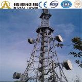 Telecommunication Mobile Steel Tower TV