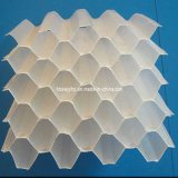 FRP Hexagonal Honeycomb Shape Fill for Cooling Tower Equipment