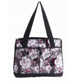 Shoulder Ladies Bags with Expanded Zipper Side