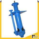 Rubber Lined Centrifugal Vertical Sand Slurry Pump