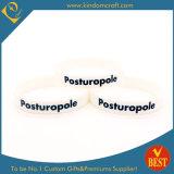 Printing Customized Logo Silicone Wristband & Bracelet