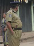 2014 Loose Police Uniform, Uniform Costumes (UFM130329)
