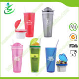 24oz Snack Tumbler for Kids with Straw and Lid (TB-A303)
