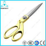 Different Types of Embroidery Scissors with Gold Plated Handle