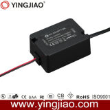 18W Black AC LED Power Supply with Encapsulated