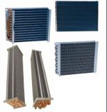 Water-Air Copper Tube Heat Exchanger