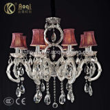 Luxury Modern Crystal Chandelier for Indoor (AQ50016-8)