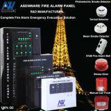 Fire Alarm Fire Suppression Monitor Panel