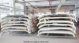 Aging Resistant FRP Composite Heavy Truck Parts/Bumper/Front & Rear Bumper