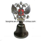Hot! New! Russia Metal Dinner Bell School Bell Announcer