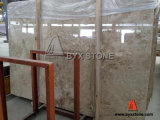 Beige Marble Slab for Kitchen Countertop and Floor Tile