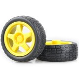 Hot Selling Smart Robot Car Wheels for Arduino Chassis Accessories