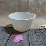 800ml Cornstarch Paper Bowl Durable Healthy Eco Friendly