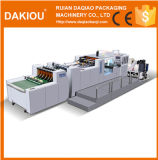Automatic Paper Cup Creasing & Die Cutting Machine
