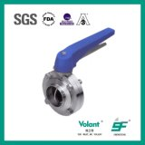 2inch Stainless Steel SS304 Manual Tri Clamping Butterfly Valves
